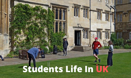 Students Life In The UK